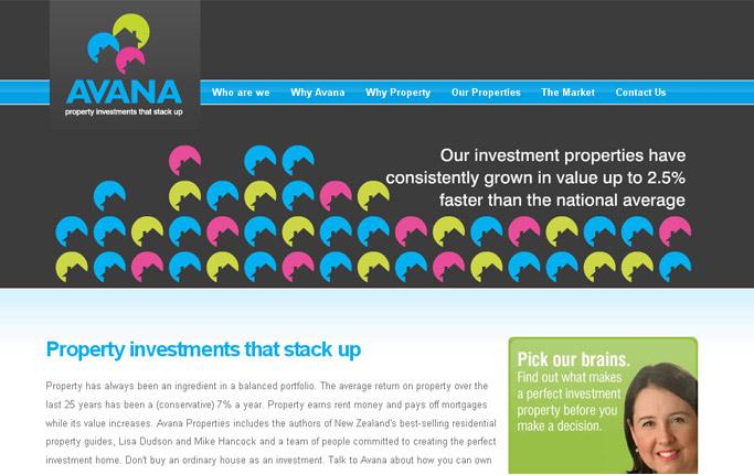 Avana website