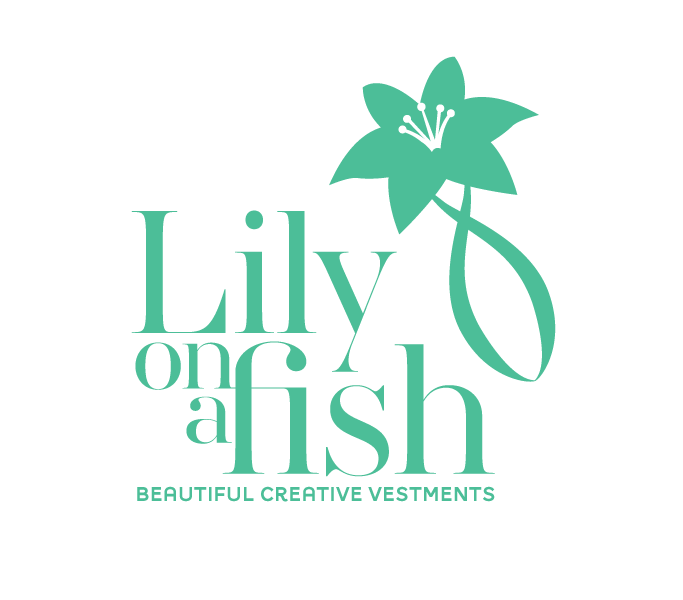 Lily on a fish