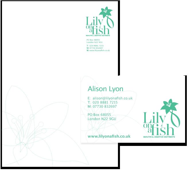 Lily branding